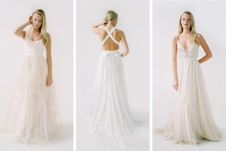 Bridal Gown Designers You Might Not Have Come Across