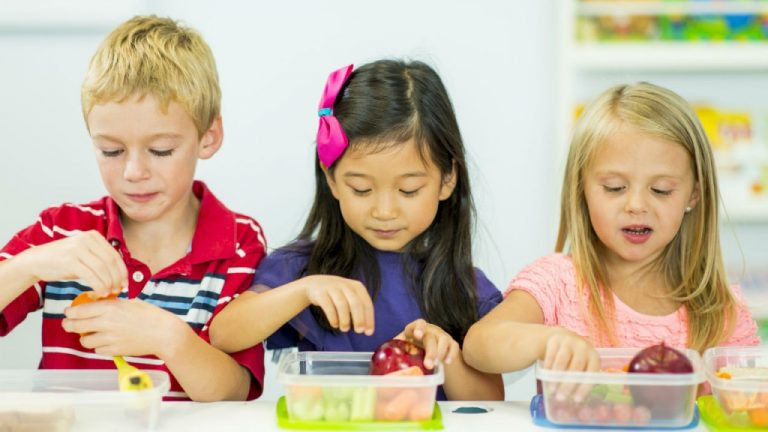 Choosing a Healthy Lunchtime Snack for Your Children