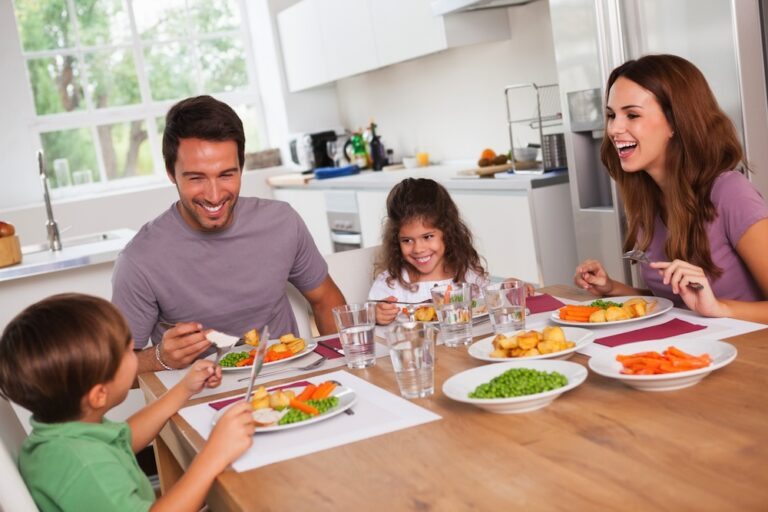 Great Tips for Improving Your Family's Healthy Habit