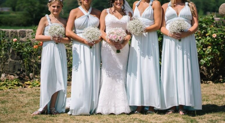The Bridesmaid Dresses You Would Love to Wear