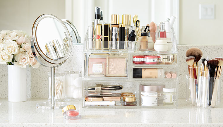 Tips for Organizing Your Vanity