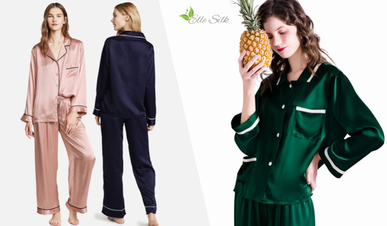 How To Buy Quality Silk Pajamas and Maintain Their Quality?