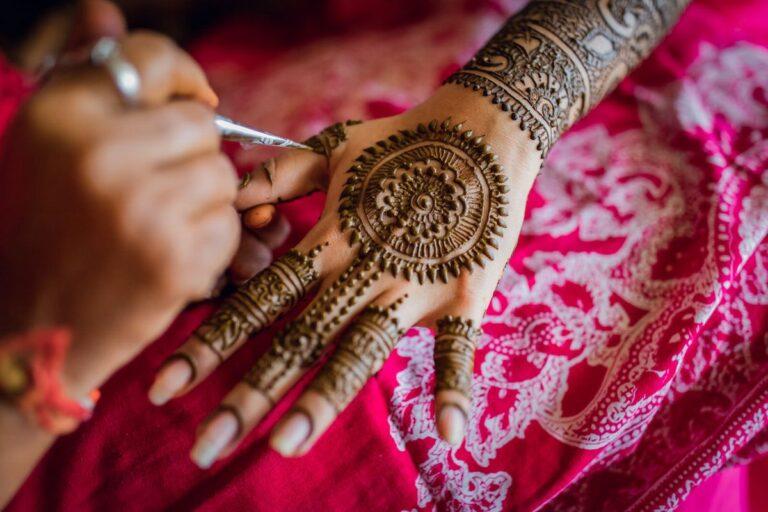 Top Tips for Best Wedding Mehendi